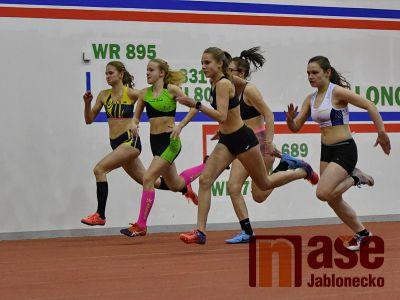 Dorostenky LIAZU překonaly český rekord