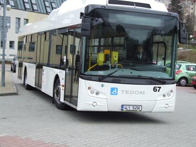 V Jablonci se mění jízdní řád některých linek MHD