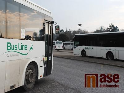 Liberecký kraj uzavřel nové smlouvy s autobusovými dopravci