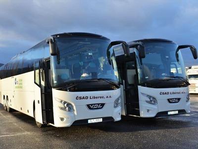 Od 2. února posílí autobusové spoje do Jizerských hor