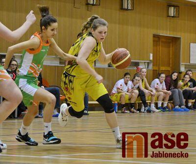 Jablonecké ženy zahájily play off dvakrát vítězně