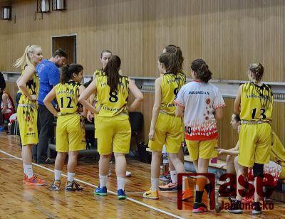 Basketbalové juniorky v extralize budou ve skupině play-out