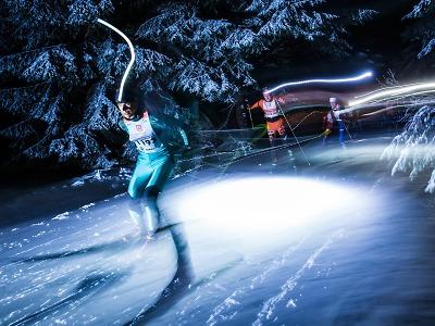 Bedřichovský noční maraton nabídne nově závod klasickým způsobem