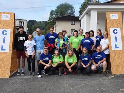 Běh naděje pořádají v Jiřetíně pod Bukovou už podeváté