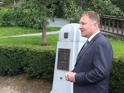 Svoboda není samozřejmostí, řekl při vzpomínce na Srpen primátor Beitl