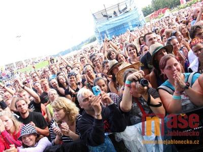 Hudební léto 2015 aneb Přehled festivalů a koncertů na Jablonecku