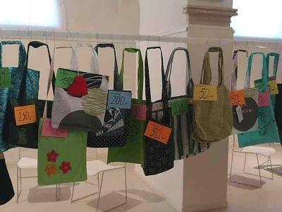 Kašparovo taškaření přinese originální tašky, které jinde nenajdete