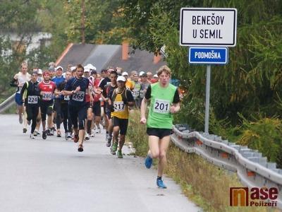 Benešovský maraton láká běžce už na 31. ročník