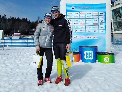 Vítězi čtvrtého ročníku soutěže Superstřelec jsou Bergerová a Mánek