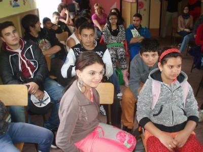 Policisté besedovali s dětmi v nízkoprahovém zařízení v Tanvaldu