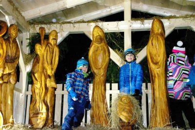 Jindřichovští opět rozsvítí svůj vánoční strom