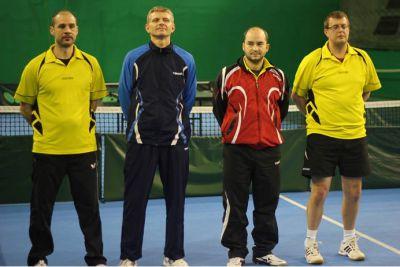 Stolní tenisté Bižuterie zahajují III. ligu