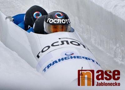 Světový pohár bobistů zahájen i s českými posádkami v Altenbergu