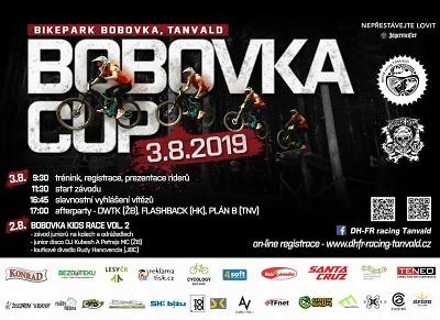 V tanvaldském bikeparku chystají 7. ročník závodu Bobovka Cup