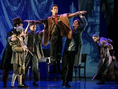 Bohemia balet přilákal mladé