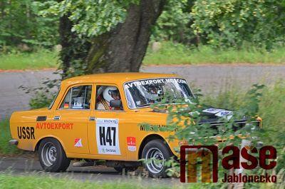 Obrazem: Rally Bohemia 2012
