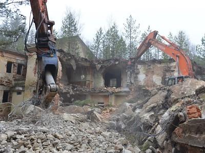 Na demolice v Ralsku může jít díky dotaci dalších 100 milionů korun