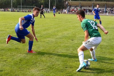 Béčko FK Jablonec bodovalo ve Velvarech