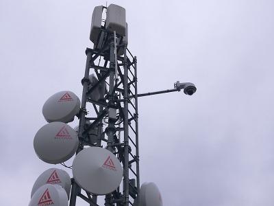 Nová panoramatická kamera zdobí budovu krajského úřadu