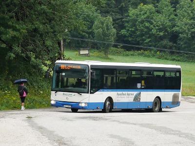 Od 6. června opět autobusem až na Zlaté návrší