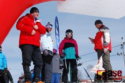 Pozvánka na 10. ročník lyžařských závodů Čápův džbán