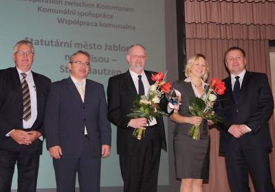 Jablonec kraloval cenám Euroregionu