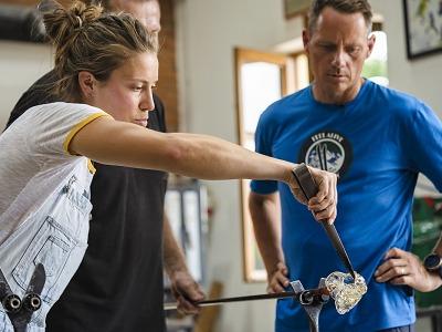 Olympionici Samková a Kraus v televizi přiblíží, kam v kraji za sportem