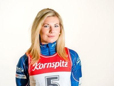 Lucka Charvátová nečekaně získala bronzovou medaili ze sprintu