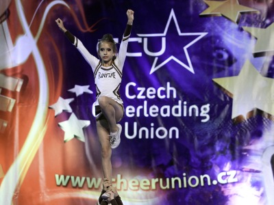 Liberec Cheer Cupu se zúčastnilo 600 závodníků
