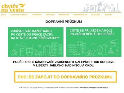Polovina obyvatel Liberecka využívá auto. Jak podpořit jinou dopravu?