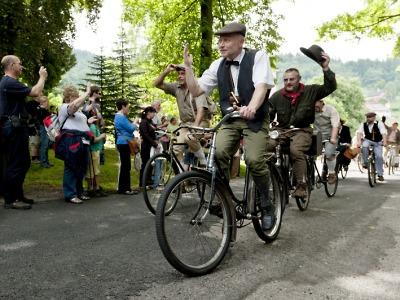 V neděli startuje Spanilá jízda Cyklostezkou Járy Cimrmana