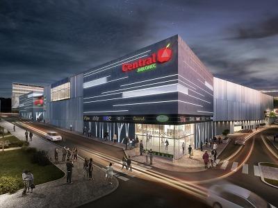 Otevření Central Jablonec se chystá na přelom března a dubna