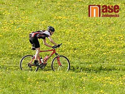 Nejznámnější cyklista Jablonce Karel Bouška