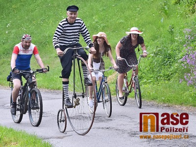 Cyklojízda stezkou Járy Cimrmana 2020 objektivem Zdeňka Horáka