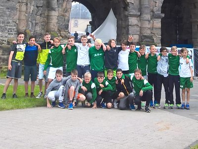 Jablonecké žáky vyřadil na turnaji v Německu až Ajax Amsterdam
