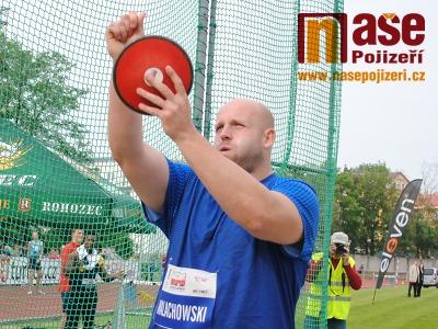 Foto i video: Malachowski popáté ovládl disk na Daňkově memoriálu