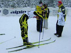 Ženy zachraňovaly čest Ski klubu Jablonec