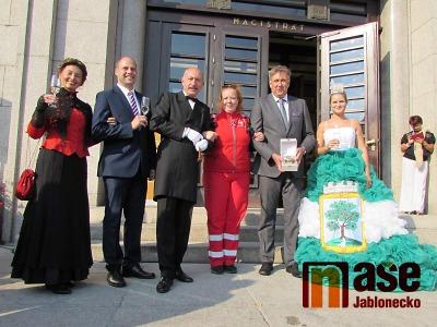 Při Dnu evropského dědictví v Jablonci vytvořili rekord