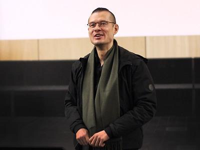 Novým děkanem Fakulty umění a architektury se stane Osamu Okamura