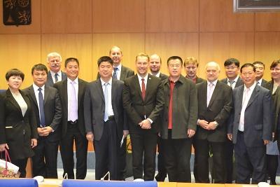 O investování v Libereckém kraji mají zájem čínské společnosti