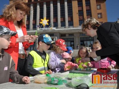 Den rodiny oslaví v Jablonci týdnem akcí