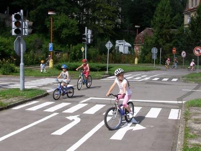 Dětské dopravní hřiště bude využito i o jarních prázdninách