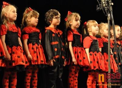 Přehlídka dětských sborů proběhne v jabloneckém divadle