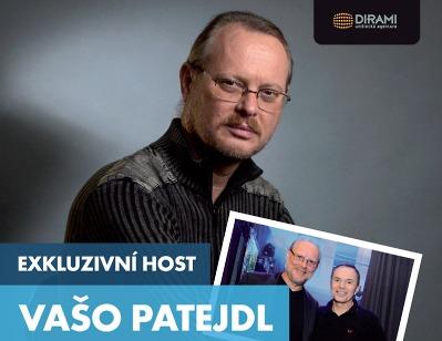 Disco ples DJ Mirka Raise v Rychnově ozdobí Vašo Patejdl