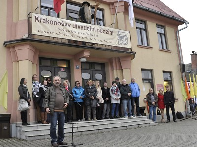 Divadelníci z celé republiky přijedou opět do Vysokého nad Jizerou