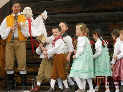 O Velikonocích je na Dlaskově statku připraven bohatý program