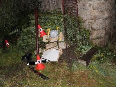 Policie hledá svědky dopravní nehody v Jablonci nad Nisou