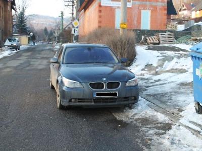 Policie hledá svědky nehody ve Zlaté Olešnici