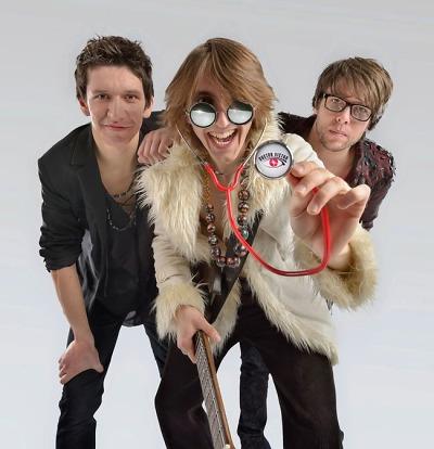 Mladá kapela Doctor Victor se představí Na Rampě