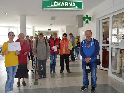 Jablonecká nemocnice pořádala Den otevřených dveří